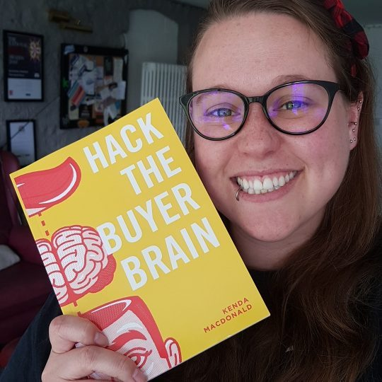 Hack The Buyer Brain - Kenda Macdonald